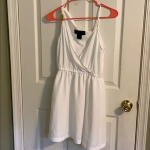 Kardashian Kollection White Dress Small